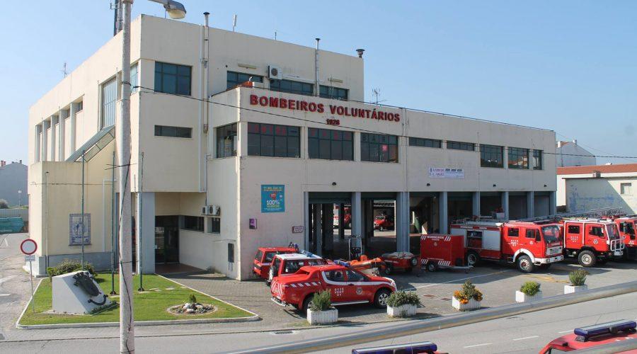 Resultado de imagem para Associação Humanitária dos Bombeiros Voluntários de Vagos